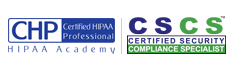 Certified HIPAA Professional (CHP) & Certified Security Compliance Specialist™ (CSCS™) program