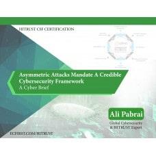 Asymmetric Attacks Mandate A Credible Cybersecurity Framework