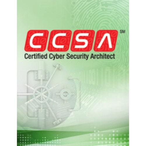 Certified Cyber Security Architect℠ (CCSA℠)