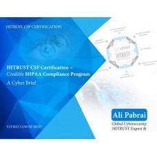 HITRUST CSF Certification = Credible HIPAA Compliance Program