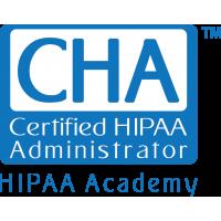 Certified HIPAA Administrator™ (CHA™)