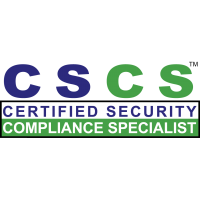 Certified Security Compliance Specialist™ (CSCS™)