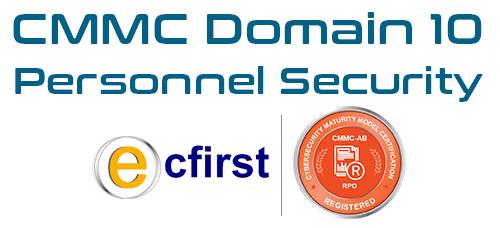 CMMC Domain 10: Personnel Security