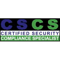CSCS™ Certification Renewal