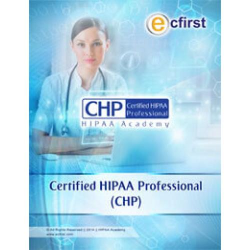 certified hipaa professional chp study guide rh ecfirst biz HIPAA Poster certified hipaa professional (chp) study guide
