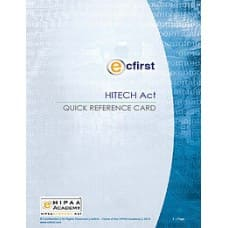 HITECH Quick Reference Card