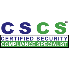 Certified Security Compliance Specialist™ (CSCS™) Exam Voucher